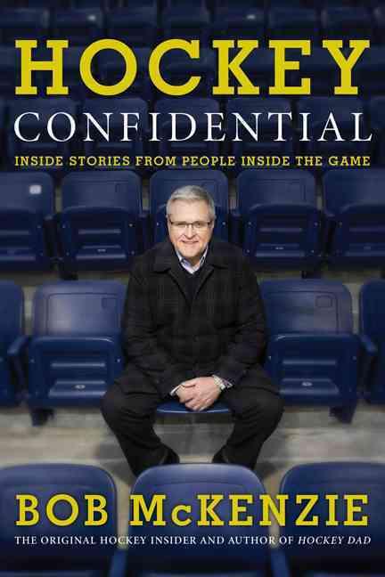 Hockey Confidential By McKenzie, Bob